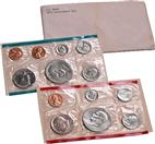 UNITED STATES Mint Set 1973 UNCIRCULATED COIN SET